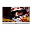Nigel Mansell Signature - Business Card Case