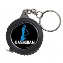 Kasabian Logo -  Measuring Tape Keyring