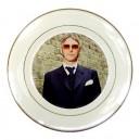 Paul Weller - Porcelain Plate