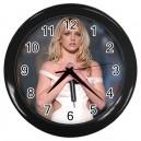 Britney Spears - Wall Clock (Black)