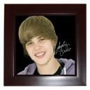 Justin Bieber - Framed Tile