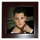 Michael Buble - Framed Tile