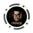 The Fringe - Poker chip Card Guard