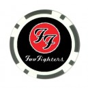 The Foo Fighters Logo - Poker chip Card Guard