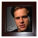 Olly Murs - Framed Tile