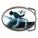 Queen Freddie Mercury - Belt Buckle