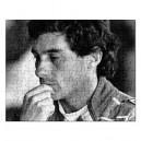Ayrton Senna - 110 Piece Jigsaw Puzzle
