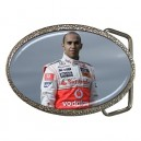 Lewis Hamilton - Belt Buckle