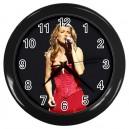 Celine Dion - Wall Clock (Black)