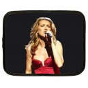"Celine Dion - 15"" Netbook/Laptop case"
