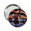 Bruce Willis - Handbag Mirror
