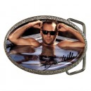 Bruce Willis - Belt Buckle