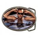 Bruce Willis - Belt Buckle