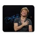 Jon Bon Jovi Signature - Large Mousemat