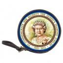Queen Elizabeth II Diamond Jubilee 60 Years - 20 CD/DVD storage Wallet