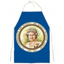 Queen Elizabeth II Diamond Jubilee 60 Years - BBQ/Kitchen Apron