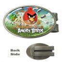 Angry Birds - Oval Money Clip