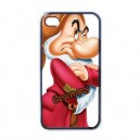 Snow White And The Seven Dwarfs Grumpy - Apple iPhone 4/4s/iOS 5 Case