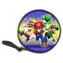 Super Mario Bros - 20 CD/DVD storage Wallet