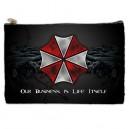 Resident Evil Umbrella Corp - Large Cosmetic Bag
