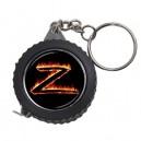 Zorro -  Measuring Tape Keyring