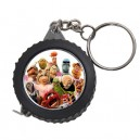 The Muppets -  Measuring Tape Keyring