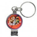 Looney Tunes - Nail Clippers Keyring