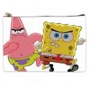 Spongebob Squarepants - Large Cosmetic Bag