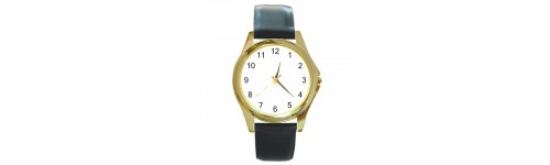 Unisex Gold-Tone Watches
