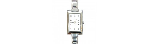 Rectangular Italian Charm Watches
