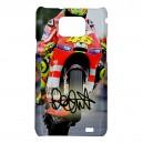 Valentino Rossi Signature - Samsung Galaxy S II Case