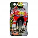 Valentino Rossi Signature - Motorola Droid Razr XT912 Case