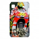 Valentino Rossi Signature - Samsung Galaxy S i9008 Case