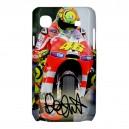 Valentino Rossi Signature - Samsung Galaxy SL i9003 Case
