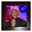 Jon Bon Jovi - Framed Tile