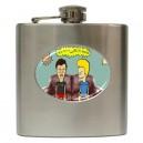 Beavis And Butthead - 6oz Hip Flask