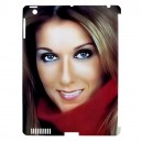 Celine Dion - Apple iPad 3 Case (Fully Compatible with Smart Cover)