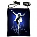 Michael Jackson Signature - Shoulder Sling Bag
