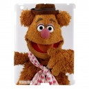 The Muppets Fozzie Bear - Apple iPad 3 Case (Fully Compatible with Smart Cover)