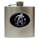 Marvel Avengers - 6oz Hip Flask