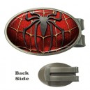 Spiderman - Oval Money Clip