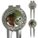 Seve Ballesteros Signature - Golf Divot Tool