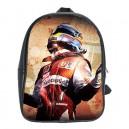 Fernando Alonso - School Bag (Medium)