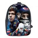 Sebastian Vettel - School Bag (Large)