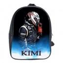 Kimi Raikkonen - School Bag (Medium)