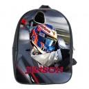 Jenson Button - School Bag (Medium)