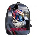 Jenson Button - School Bag (Large)