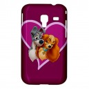 Disney Lady And The Tramp - Samsung Galaxy Ace Plus S7500 Case