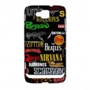 Rock Bands Collage - Samsung Ativ S1870 Case