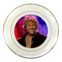 Jon Bon Jovi - Porcelain Plate
